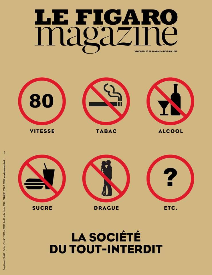 Le Figaro Magazine du 23 février 2018