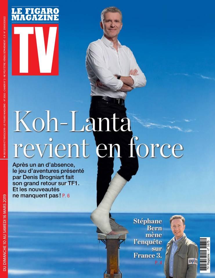 TV Magazine du 10 mars 2019