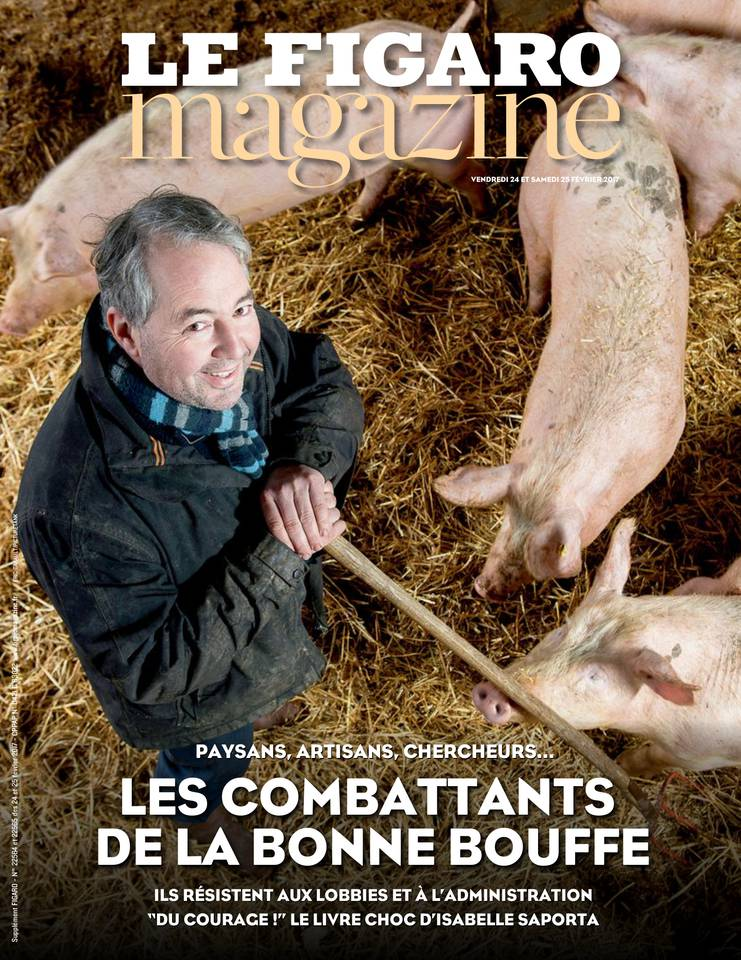 Le Figaro Magazine du 24 février 2017