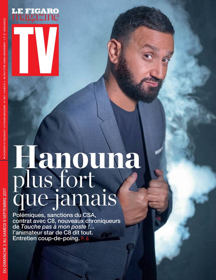 TV Magazine du 03 septembre 2017