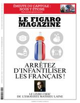 Le Figaro Magazine du 15 janvier 2021