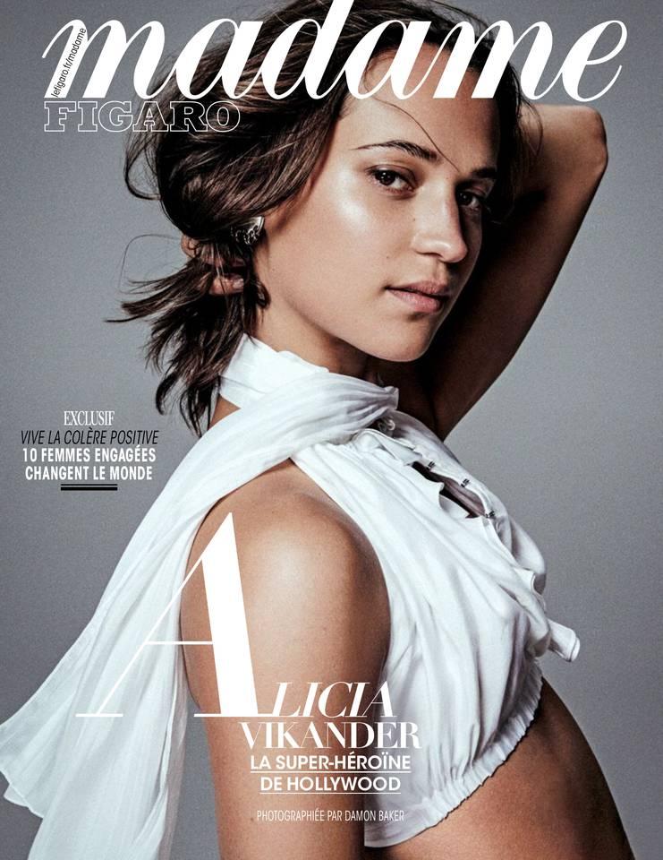 Madame Figaro du 02 mars 2018