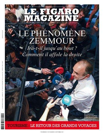 Le Figaro Magazine du 15 octobre 2021