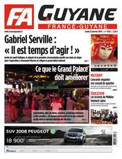 Edition du 21 janvier 2019