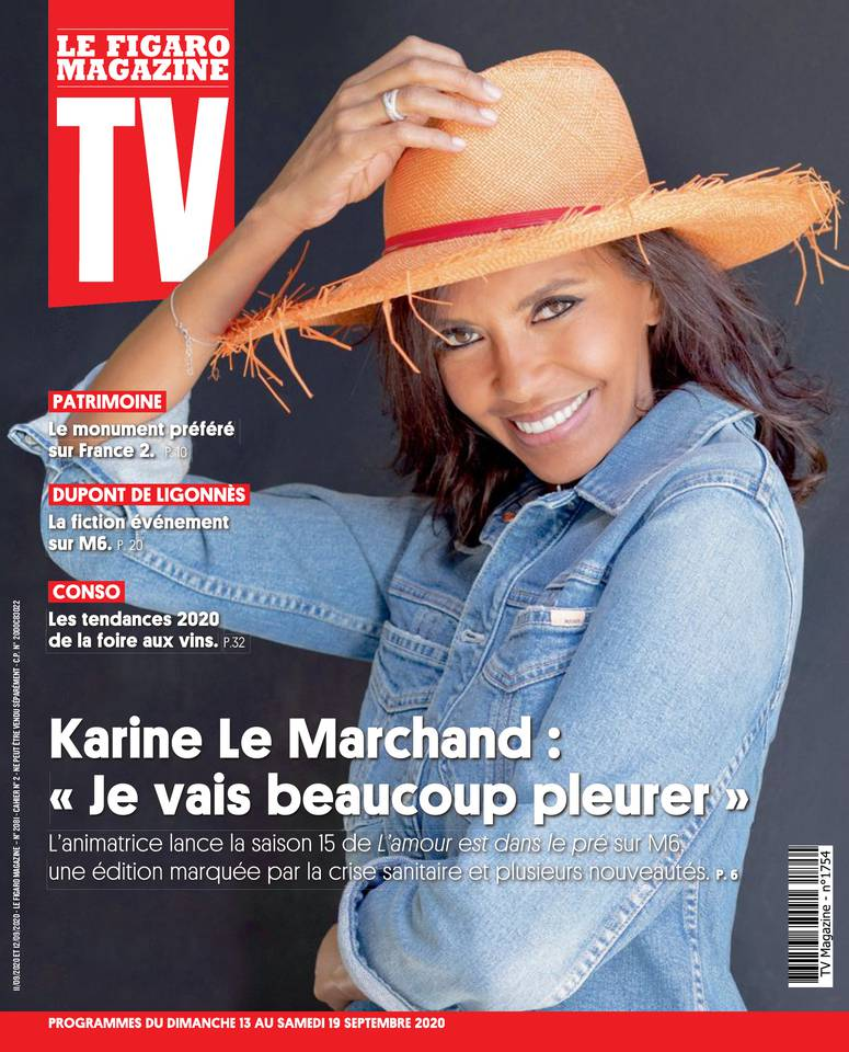 TV Magazine du 13 septembre 2020