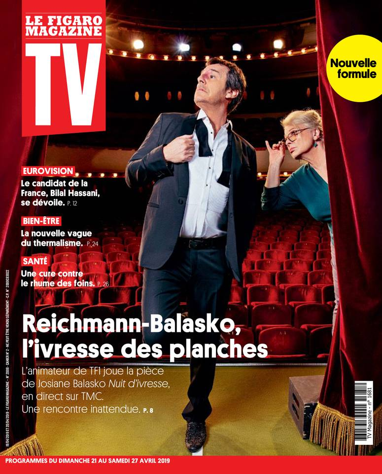 TV Magazine du 21 avril 2019