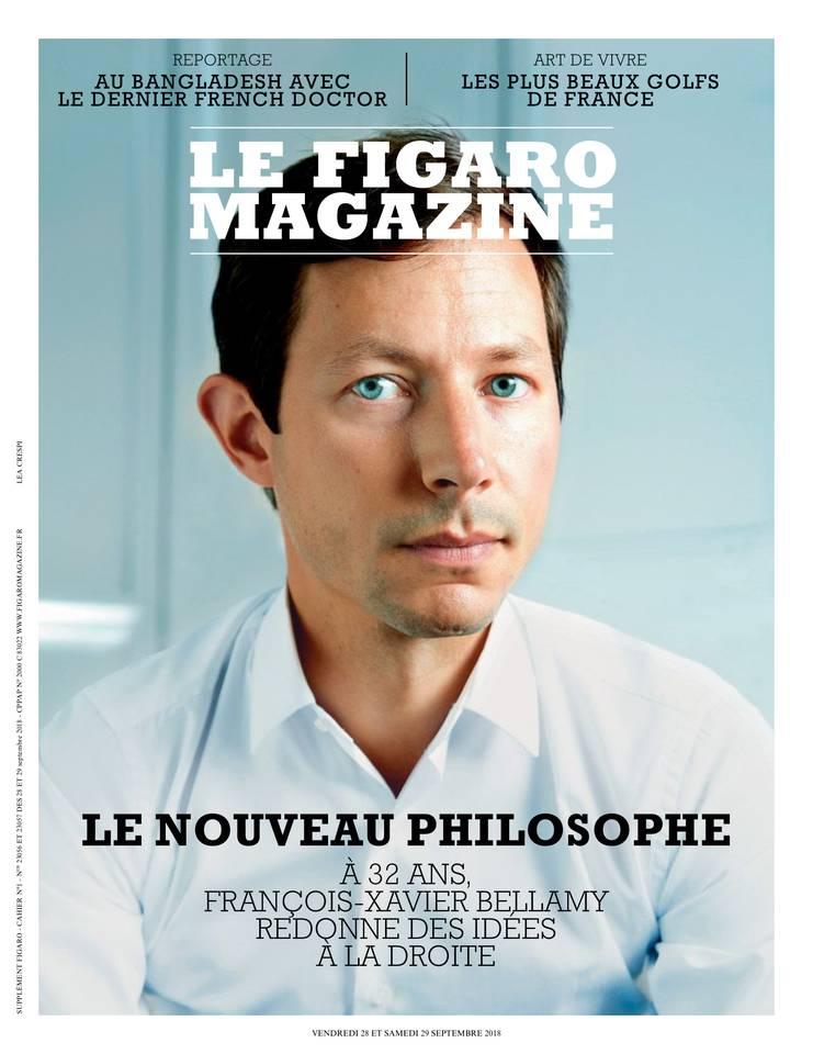 Le Figaro Magazine du 28 septembre 2018