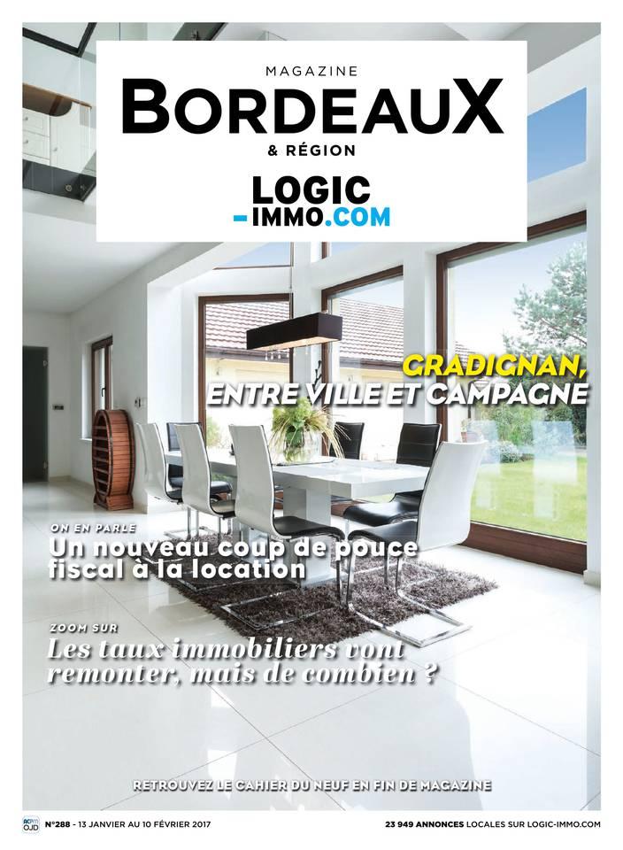 Feuilletez l'édition BORDEAUX & REGION
