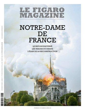 Le Figaro Magazine du 19 avril 2019