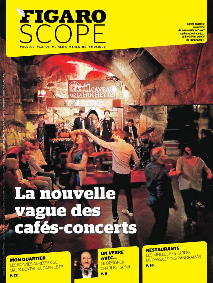 Le Figaroscope du 12 février 2020