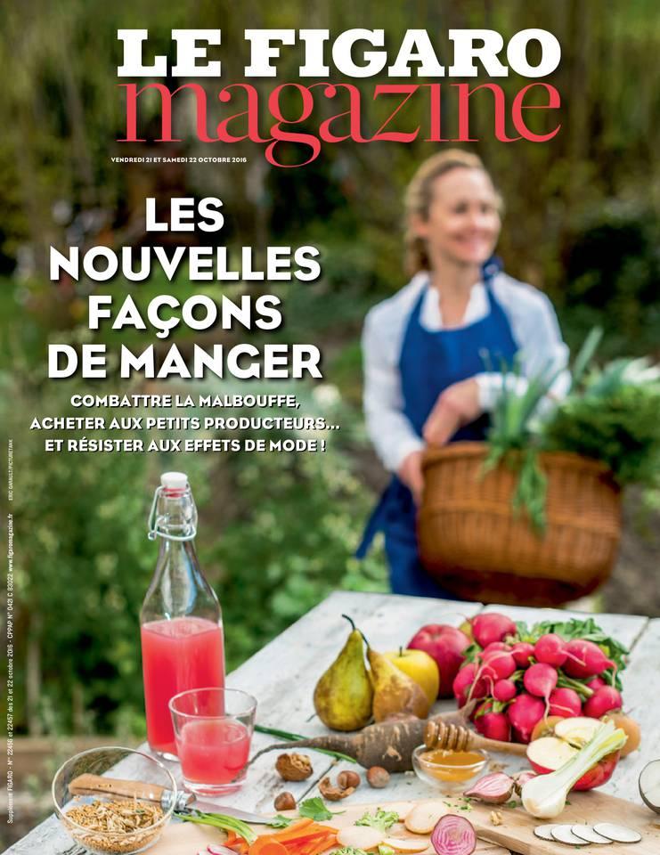 Le Figaro Magazine du 21 octobre 2016