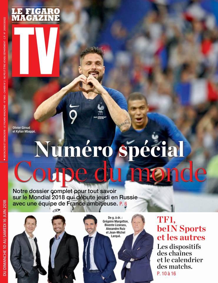 TV Magazine du 10 juin 2018