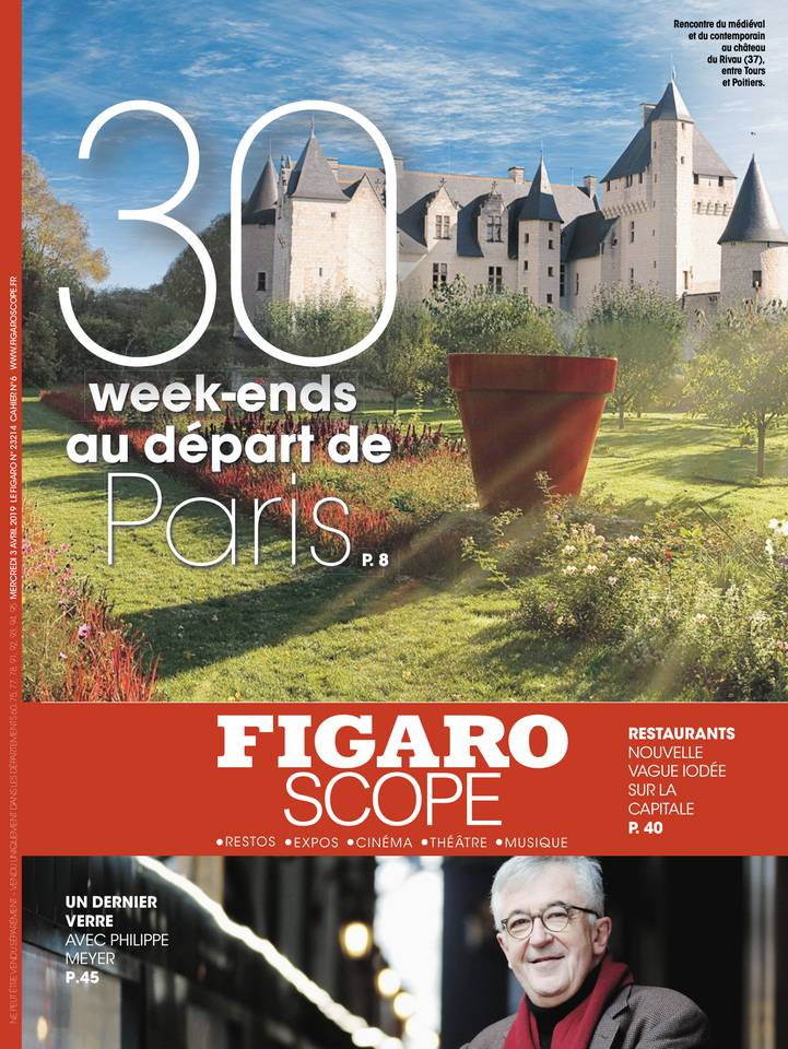 Le Figaroscope du 03 avril 2019