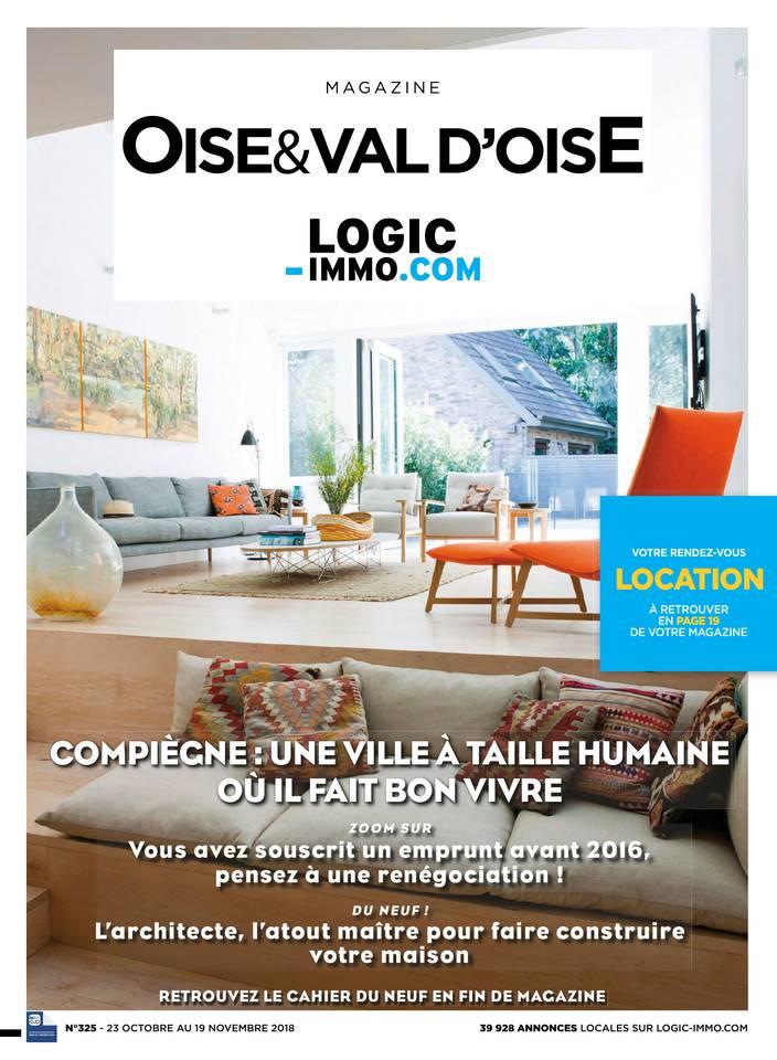Feuilletez l'édition OISE & VAL D'OISE