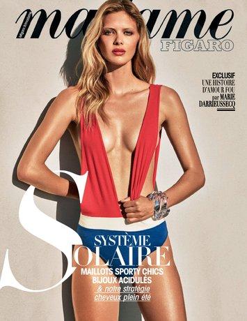 Madame Figaro du 22 juillet 2016