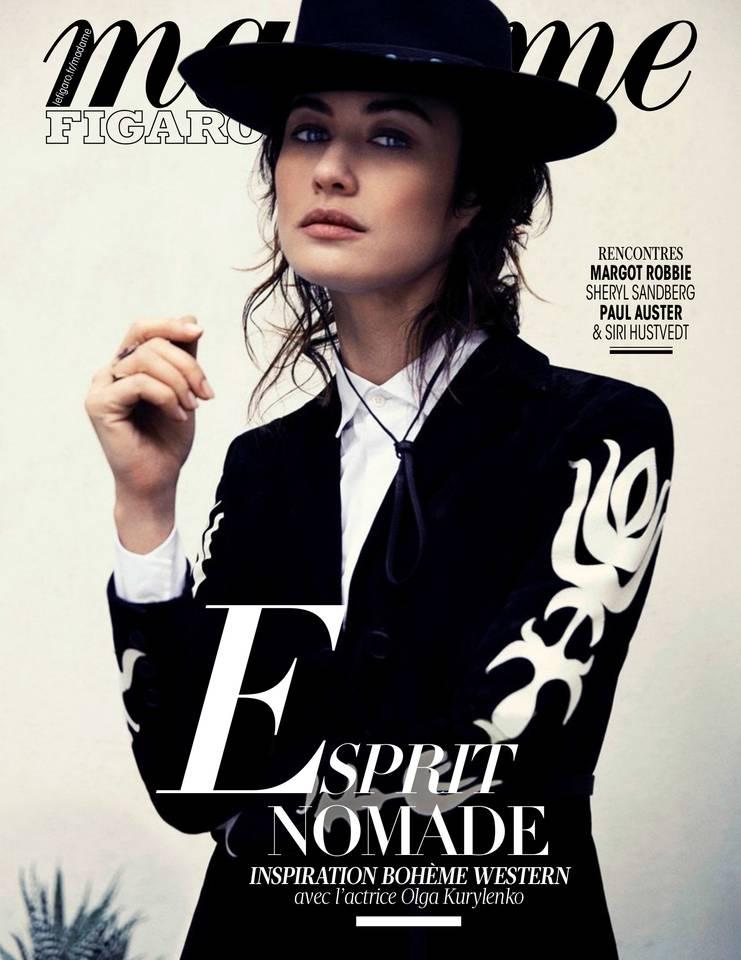 Madame Figaro du 02 février 2018