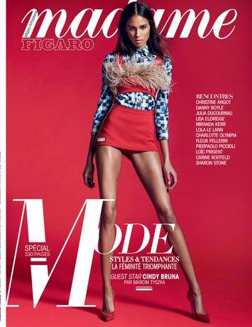Madame Figaro du 24 février 2017