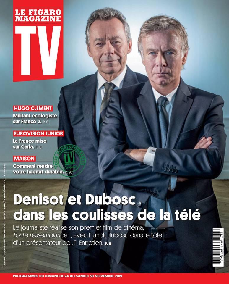 TV Magazine du 24 novembre 2019