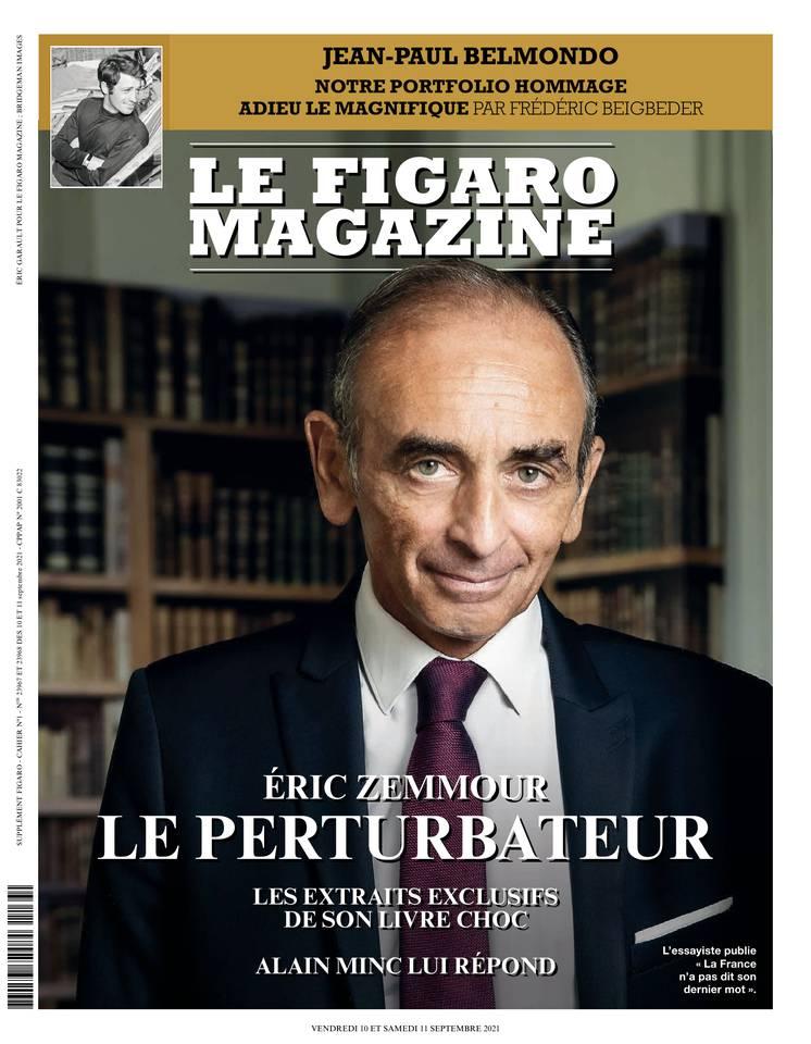 Le Figaro Magazine du 10 septembre 2021