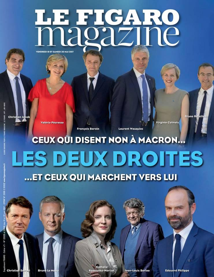 Le Figaro Magazine du 19 mai 2017