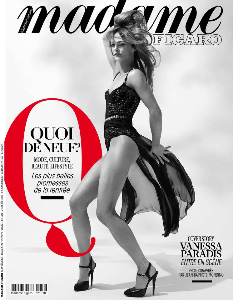 Madame Figaro du 20 août 2021