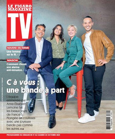 TV Magazine du 17 octobre 2021