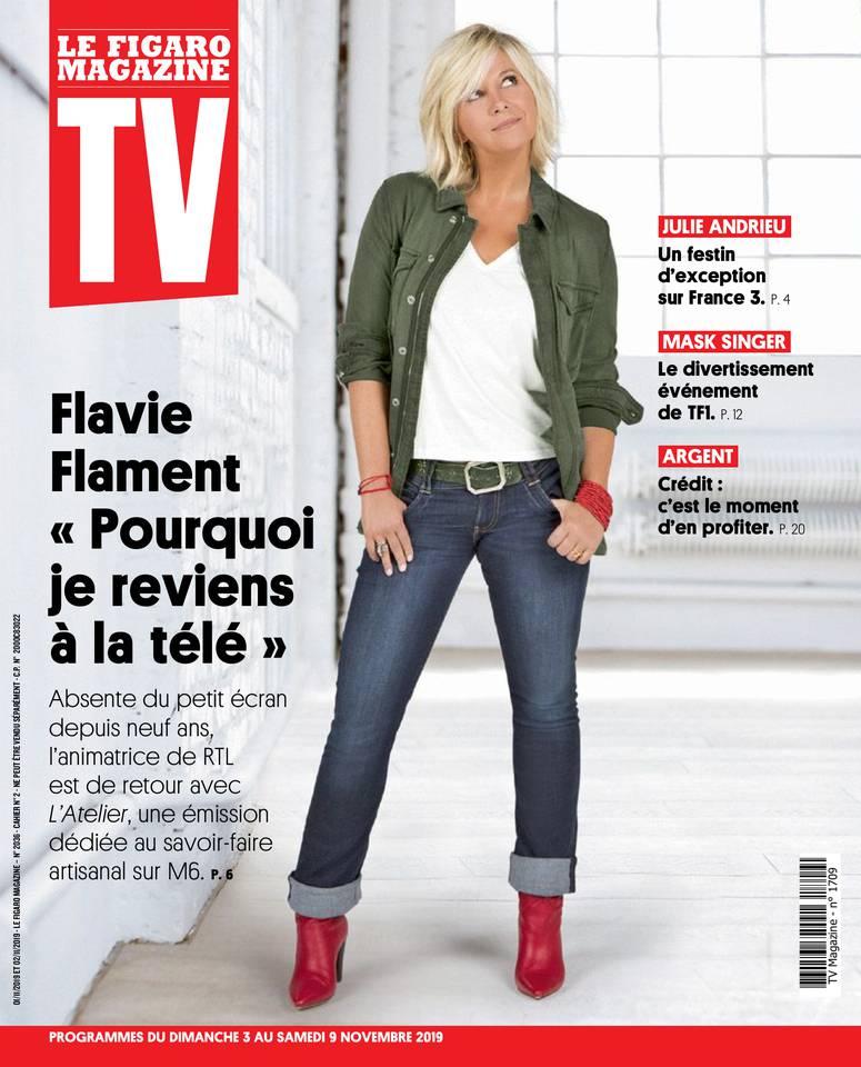 TV Magazine du 03 novembre 2019