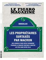 Le Figaro Magazine du 29 mars 2019