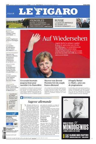 Le Figaro du 25 septembre 2021