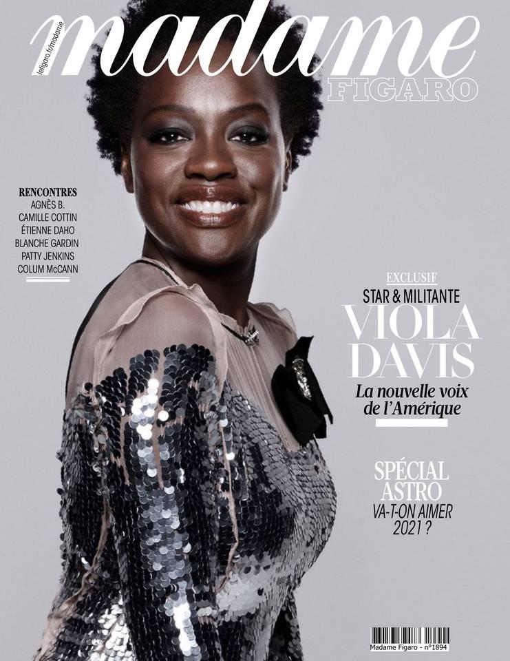 Madame Figaro du 11 décembre 2020