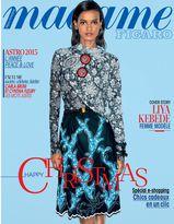 Madame Figaro du 12 décembre 2014