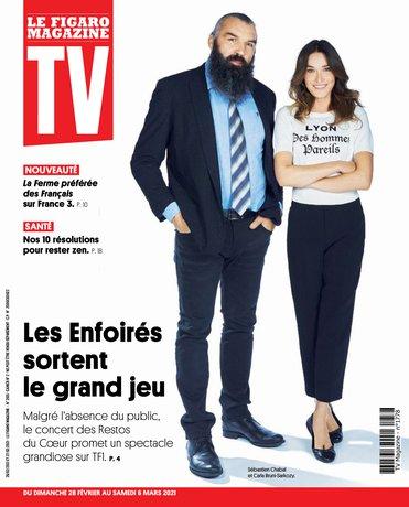 TV Magazine du 28 février 2021