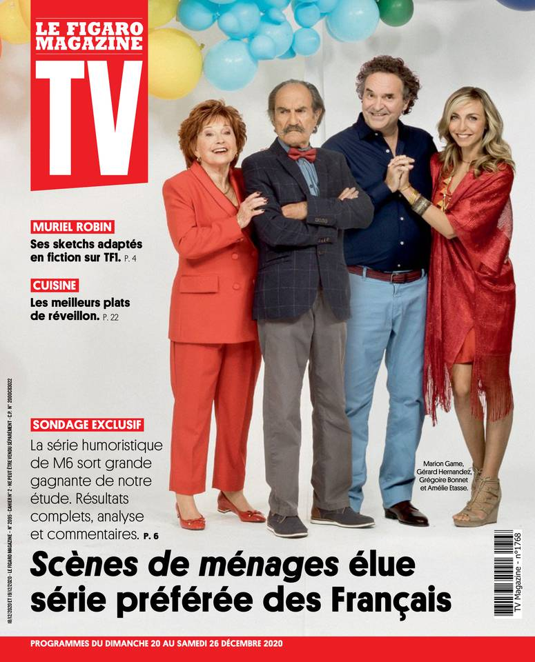 TV Magazine du 20 décembre 2020