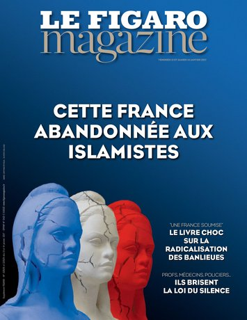 Le Figaro Magazine du 13 janvier 2017