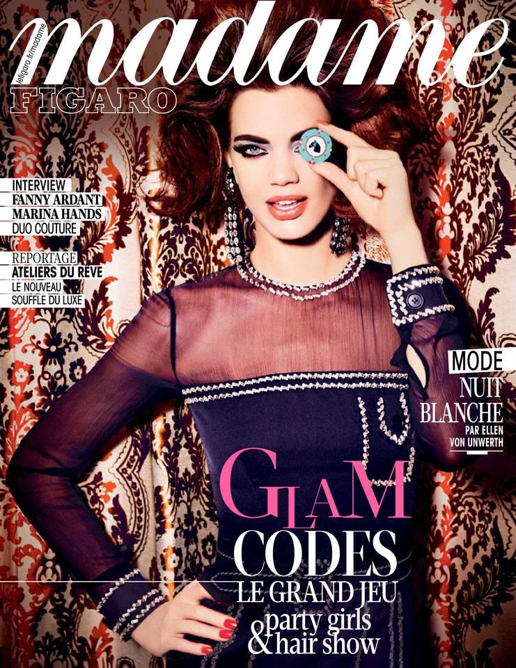 Madame Figaro du 19 décembre 2014