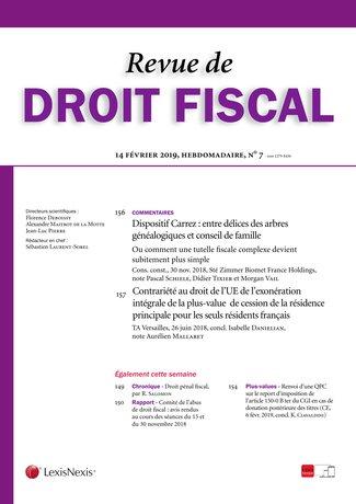 manuel de droit fiscal special au notariat