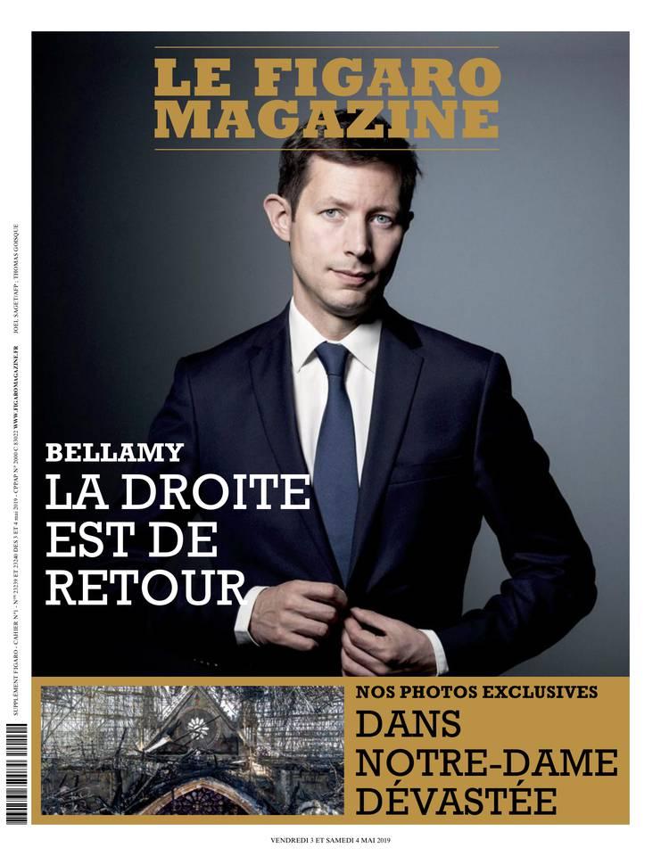 Le Figaro Magazine du 03 mai 2019