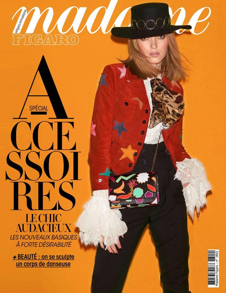 Madame Figaro du 08 mars 2019