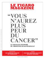 Le Figaro Magazine du 14 septembre 2018