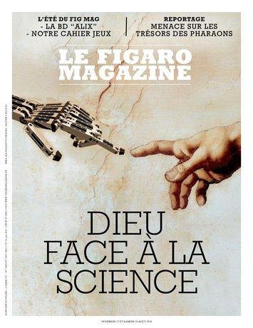 Le Figaro Magazine du 17 août 2018