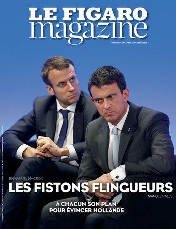Le Figaro Magazine du 28 octobre 2016