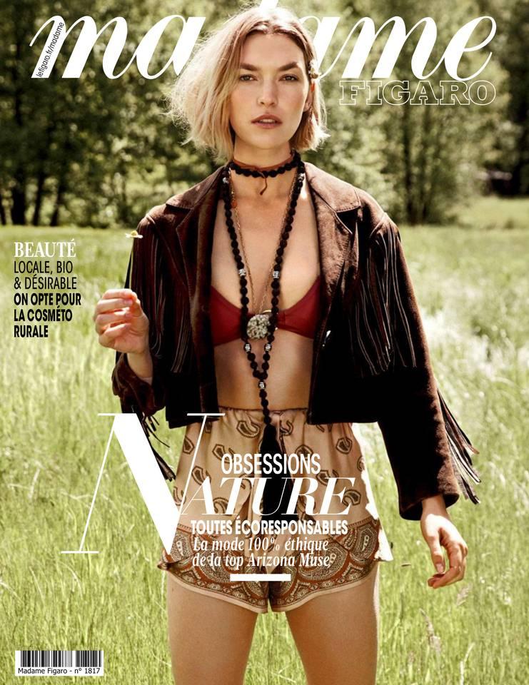Madame Figaro du 21 juin 2019