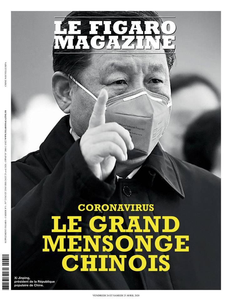 Le Figaro Magazine du 24 avril 2020