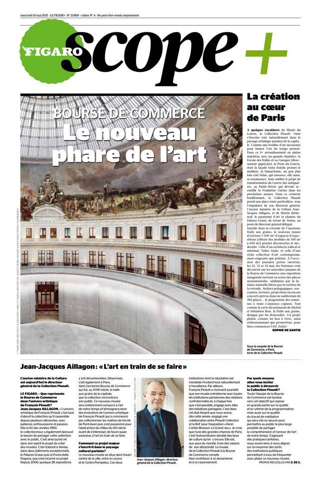 Le Figaroscope du 19 mai 2021