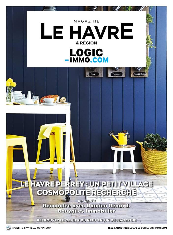 Feuilletez l'édition LE HAVRE & REGION