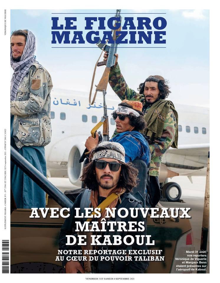 Le Figaro Magazine du 03 septembre 2021