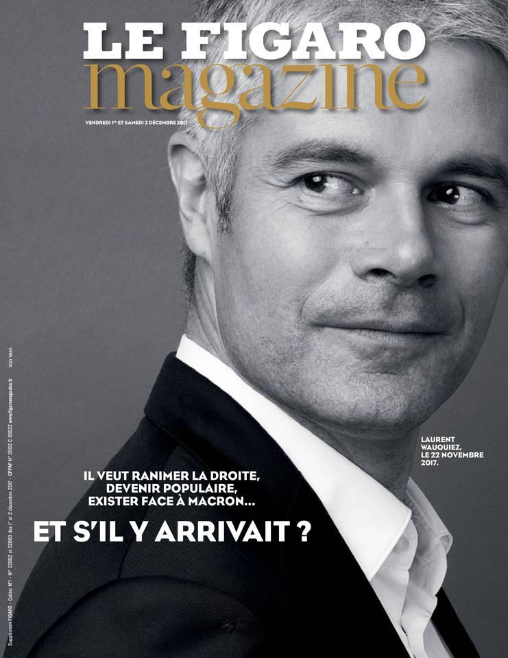 Le Figaro Magazine du 01 décembre 2017