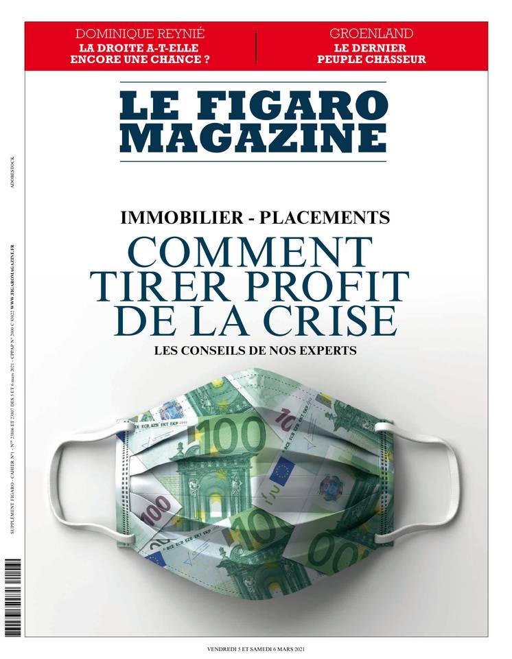 Le Figaro Magazine du 05 mars 2021