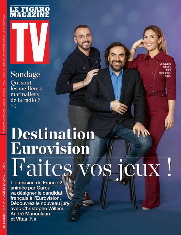 TV Magazine du 06 janvier 2019