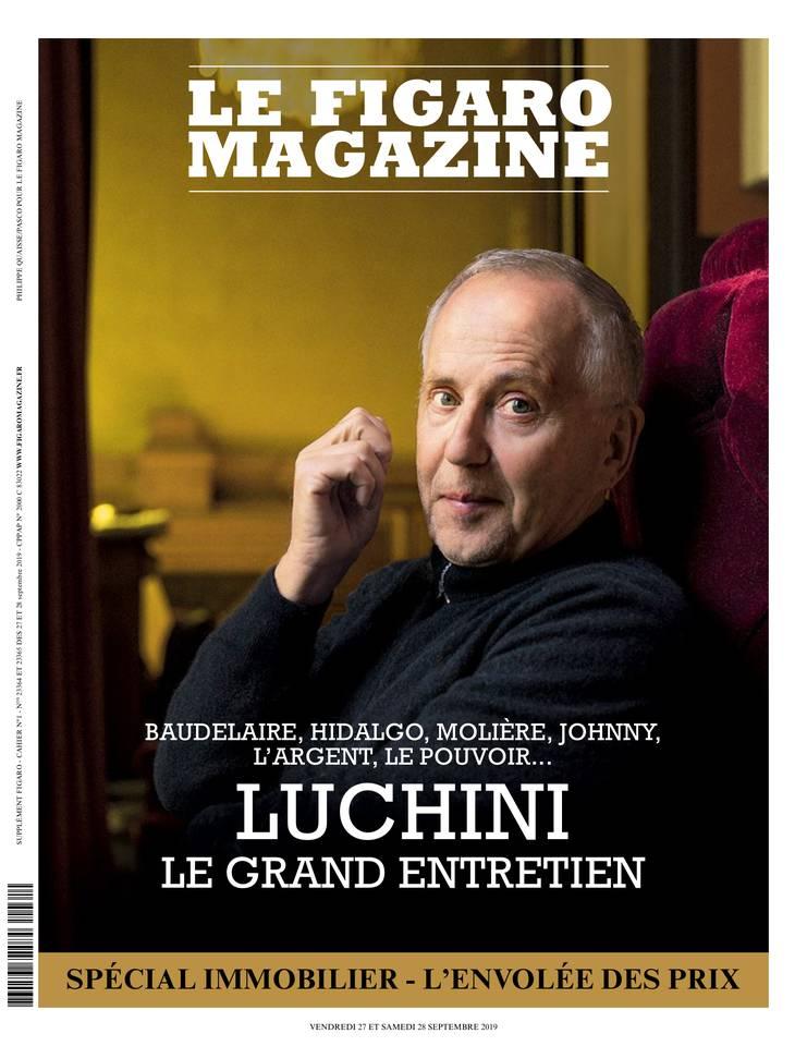 Le Figaro Magazine du 27 septembre 2019